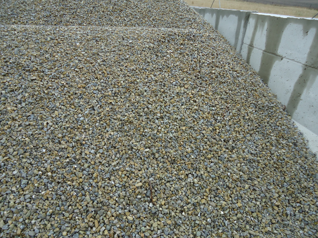 Rock and mulch for sale in north central iowa eastvold for Landscape gravel for sale