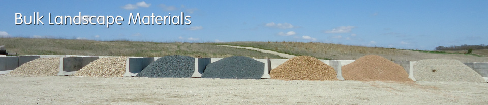 Eastvold Landscaping - Rock And Mulch For Sale In North Central Iowa - Eastvold Landscaping